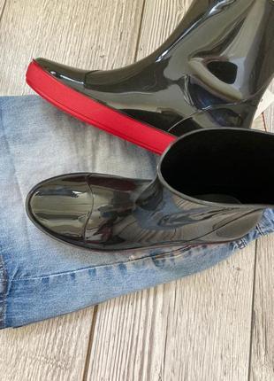 Резиновые сапоги женские  36-41р2 фото