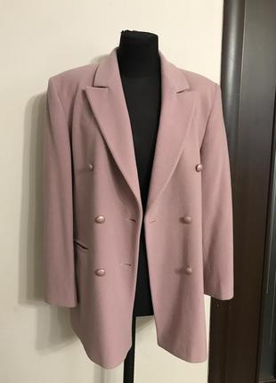 Кашемировое пальто, пиджак от cashmere wool