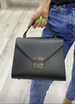 Шкіряна сумочка італійського виробника 3235