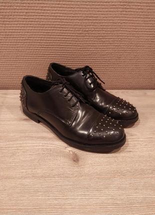 Оксфорды, ботинки, туфли