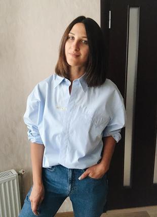 Крутая хлопковая рубашка от итальянского бренда paneghetti