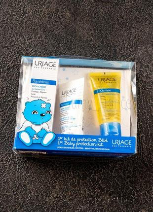 Набор для детей uriage baby protection kit