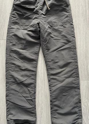 Непромокаемые брюки на мальчина, осенние
