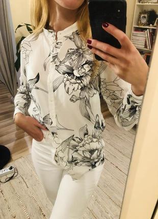 Шифонова блуза reserved