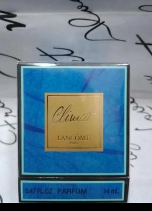 Climat («клима») от lancome  парфюм 14мл, оригинал, новодел