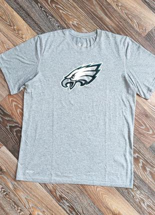 Футболка майка спортивная nike dri fit nfl philadelphia eagles