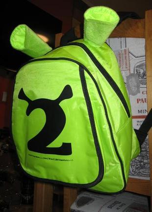 Рюкзак шрек