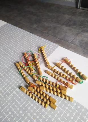 Спиральки бигуди
