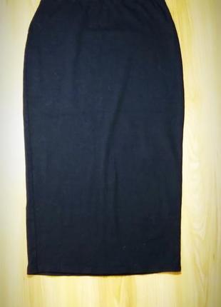 Базовая миди юбка-карандаш от atmosphere