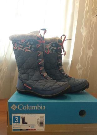 "Ботинки, сапоги ""columbia"" (оригинал)"