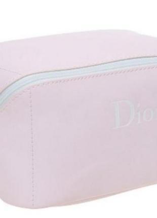 Dior косметичка пастельно-розовая новая оригинал☝️7 фото