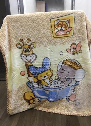Детское одеяло 110*100