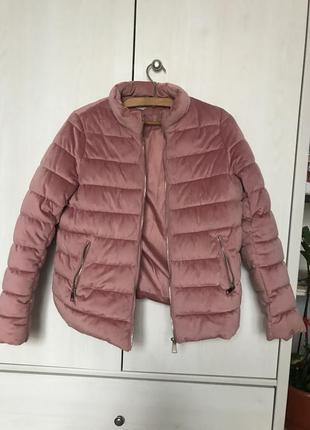 Курточка вельветовая осень-зима