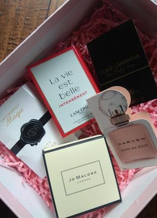 Lancome/carven/пробники духів/парфуми/солодкі парфуми/східні парфуми/люксові духи