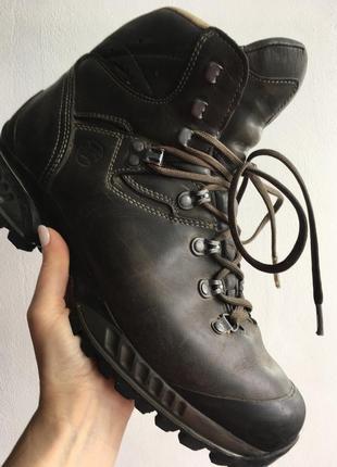 Трекинговые ботинки han wag gore-tex размер 43