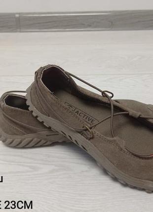 Туфли спортивные балетки