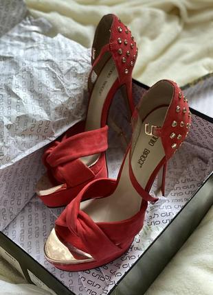 Туфли на высоком каблуке antonio biaggi