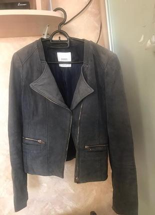 Косуха куртка замша
