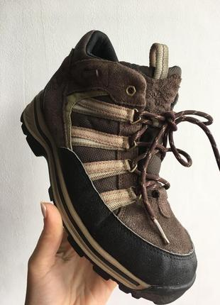 Трекинговые ботинки timberland gore-tex размер 37