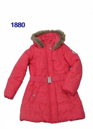 Lc waikiki детское  пальто с капюшоном