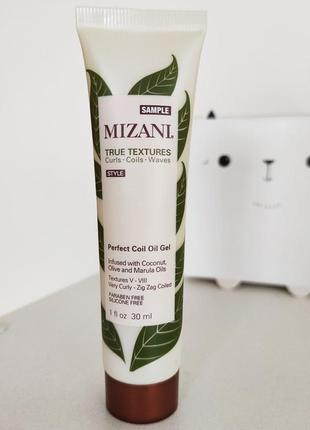 Гель для завивки локонов mizani true textures perfect coil oil gel2 фото