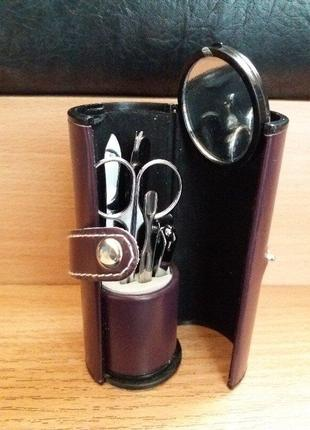 Маникюрный набор ив роше 6 предметов для маникюра для манікюру