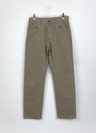 Джинсы levi's men's 517 original fit jeans - timberwolf