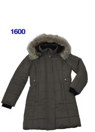 Weatherproof пальто детское