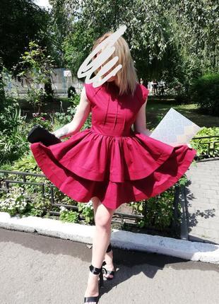 Платье, нарядное, выпускное