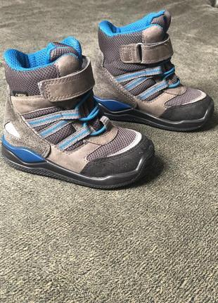 Зимові черевики ecco