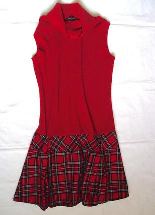 Платье terranova  ,классное и  комфортное