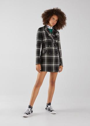 Платье-пиджак, блейзер bershka