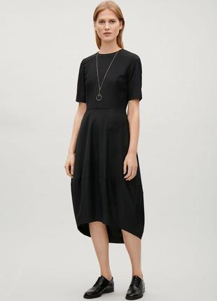 """Шикарное платье шерсть """"cos"""", размер 38."""