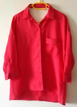 Шифонова блузка blanco розмір s