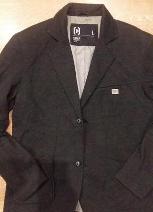 Пиджак фирменный cropp