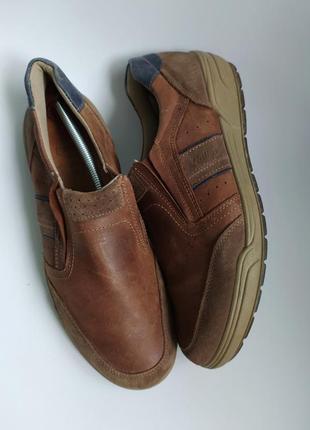 Мужские кожаные туфли gallus,43 размер