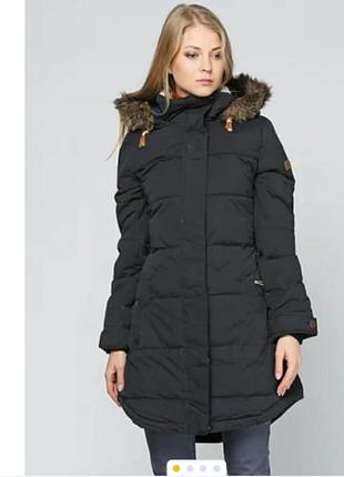 Зимняя куртка roxy теплая курточка пуховик