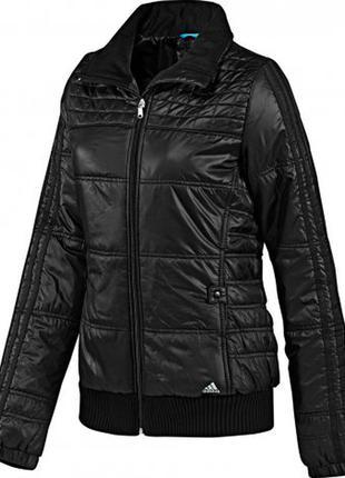 Женская куртка ветровка adidas