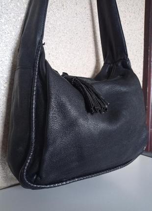 Tuscan's кожаная сумка кожа оленя и питона.
