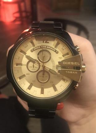Годинник часьі diesel 10bar мужские