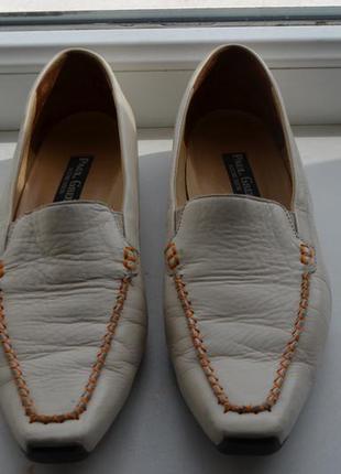Очень классные туфли  натуральная кожа верх и внутри