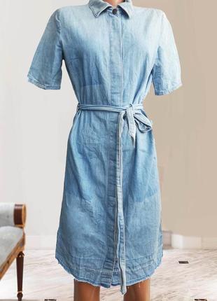 Платье джинсовое, 100% коттон  next