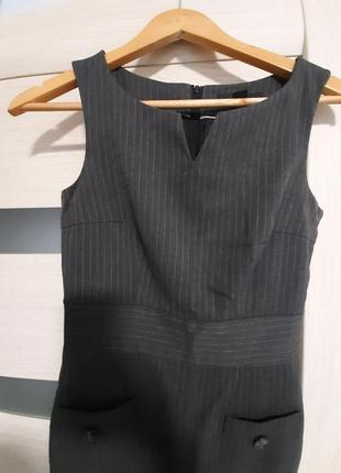 Классический сарафан платье2 фото