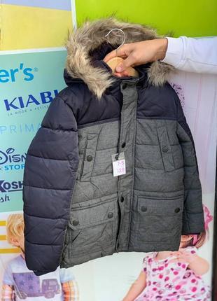Куртка парка примарк на мальчика, куртка примарк эврозима