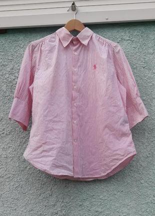 Блузка с коротким рукавом ralph lauren, m