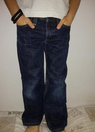 Джинсы штаны детские