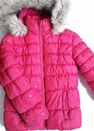 Куртка для дівчинки, демі