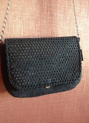 Оригинальная mini сумочка из фетра