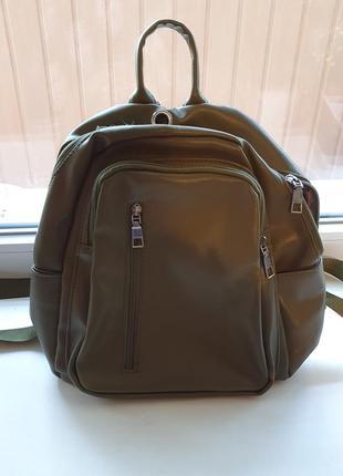 Рюкзак стильный (экокожа)
