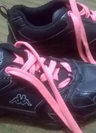 Легкие кроссовки kappa